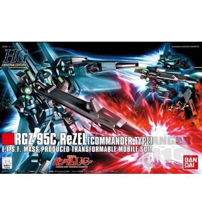 ReZEL Commander HG Bandai