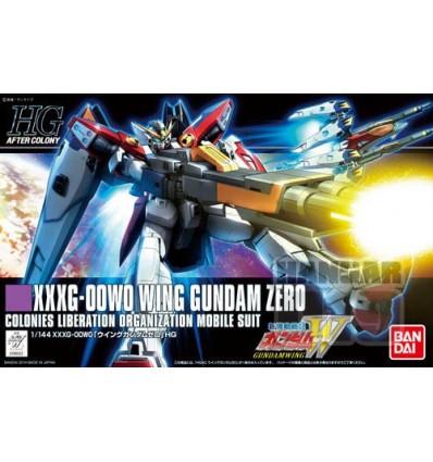 Wing Gundam Zero HG Bandai