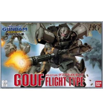 Gouf Flight Type HG Bandai