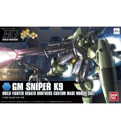 GM SNIPER K9 Gundam