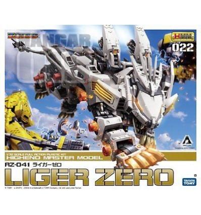 Liger Zero 1/72 HMM Kotobukiya