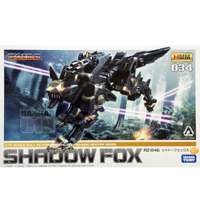 RZ-046 Shadow Fox 1/72 HMM Kotobukiya