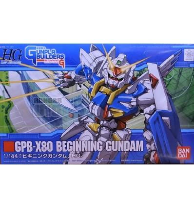 GPB-X80 Beginning Gundam HG Bandai