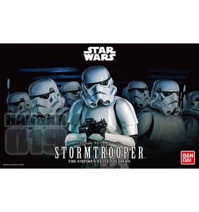 Stormtrooper 1/12 Bandai star wars