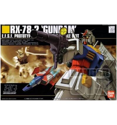RX-78-2 HG bandai