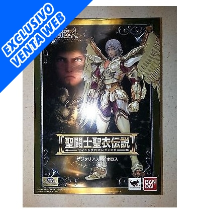 Legend of Saint Seiya Gold Cloth Sagittarius Aiolos Bandai