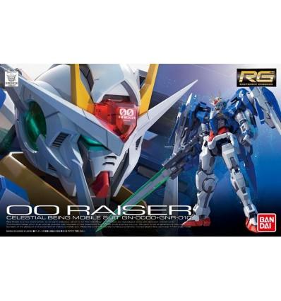 GN-0000+GNR-010 Raiser RG Bandai