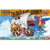 Thousand Sunny GSC One Piece Bandai