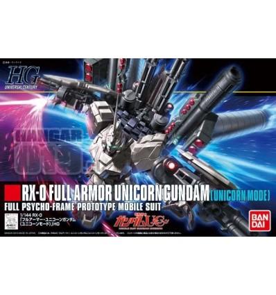 Gundam Unicorn Mode Full Armor - Bandai