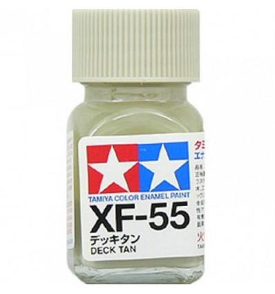 Deck tan XF-55 Enamel Tamiya
