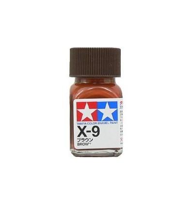 Brown X-9 Enamel Tamiya