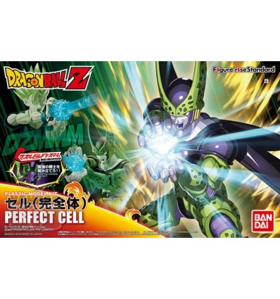 Perfect Cell Figure Rise Bandai