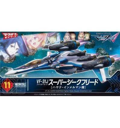 VF-31J Siegfried Hayate Ver. 1/144 Bandai