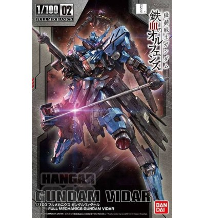 Vidar 1/100 Full Mechanics Bandai