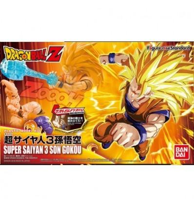 Goku Super Saiyajin 3 Figure Rise Bandai