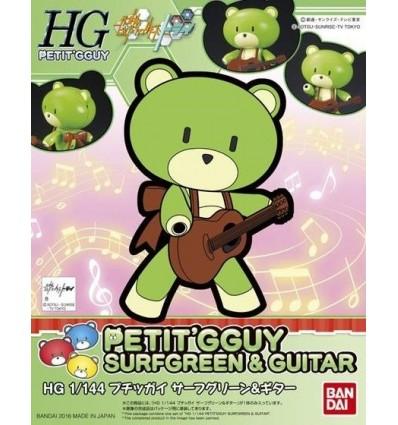 Petit´gguy Verde HG Bandai