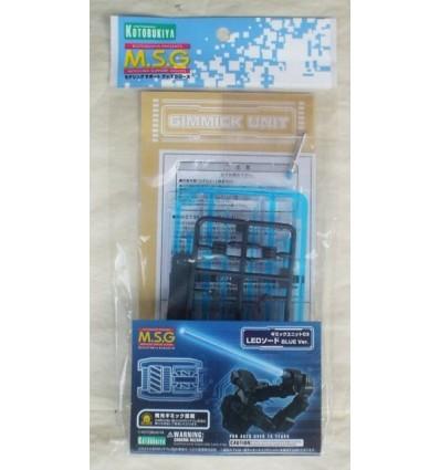 MSG Led Sword Blue Ver Kotobukiya