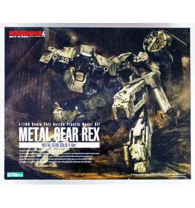 Metal Gear Solid 4: Guns of the Patriots - REX Kotobukiya