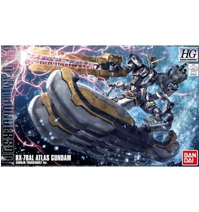 RX-78AL Atlas Gundam (Gundam Thunderbolt Ver.) HG Bandai