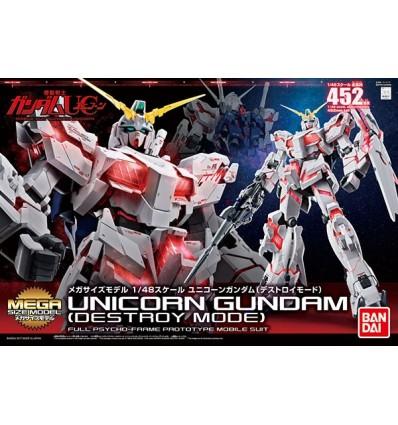 Unicorn Mega Size Bandai