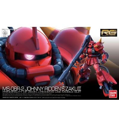 Zaku II Char Aznable Custom RG Bandai