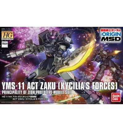 Zaku II Type C C5 HG Bandai