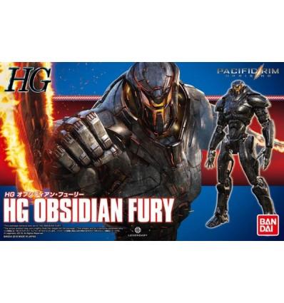Gipsy Avenger HG Bandai