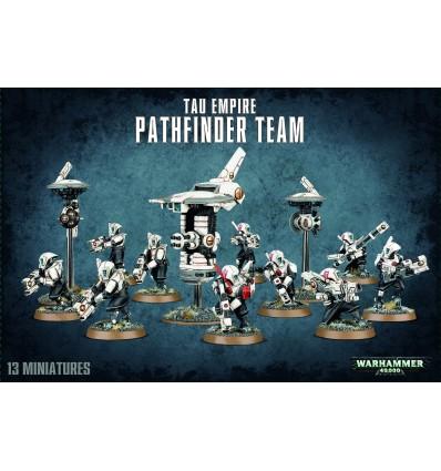 TAU PATHFINDER TEAM Citadel