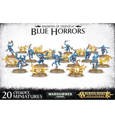 D.O.T BLUE HORRORS Citadel