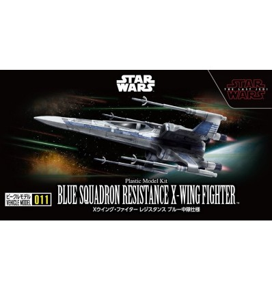 X-wing Fighter mecha colle Bandai