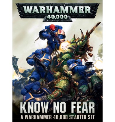 40K:KNOW NO FEAR ENG Citadel