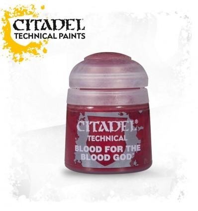 BLOOD FOR THE BLOOD GOD citadel