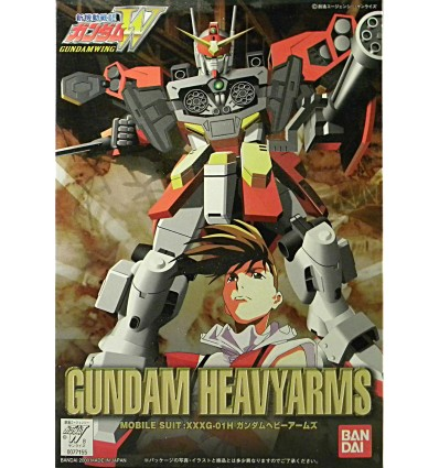 Heavy Arms NG Bandai