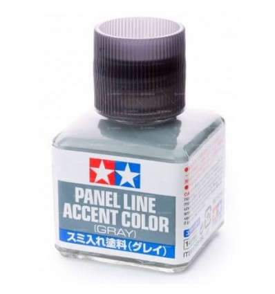 Panel Line Accent Color gray Tamiya