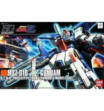 MSZ-010 ZZ Gundam HG Bandai