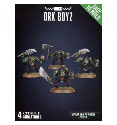 Ork Boyz 11 miniaturas Citadel Warhammer
