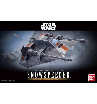 Snow Speeder 1/48 Bandai