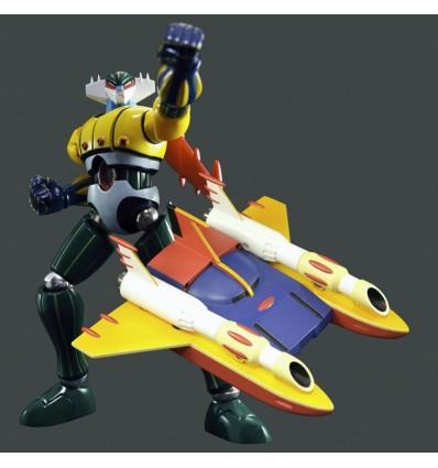 El vengador Absolute Chogokin Dynamic Series Bandai