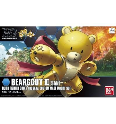 Bearguy Family HG Bandai