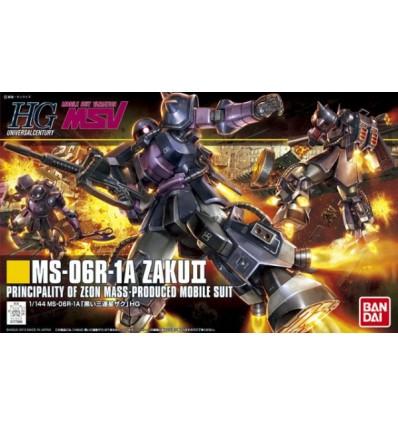 MS-06R Black Tri-Stars Z HG Bandai