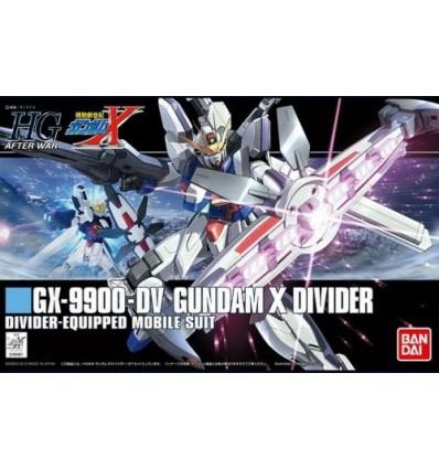 GX-9900DV Gundam X Divider HG Bandai