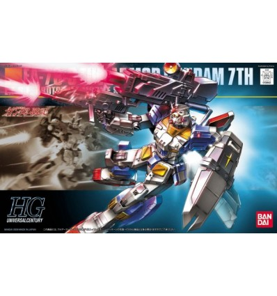Full Armor Gundam 07 HG Bandai