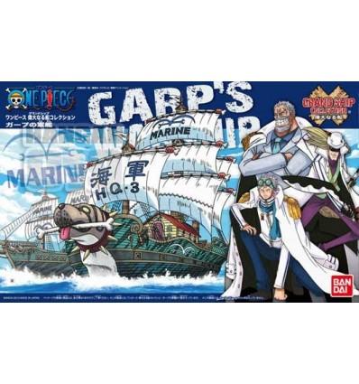 Garp's Warship One Piece GSC Bandai