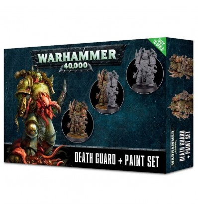 Death Guards & Paint Set Citadel