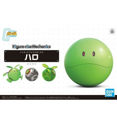 Ball Haro Figurise Mechanics Bandai