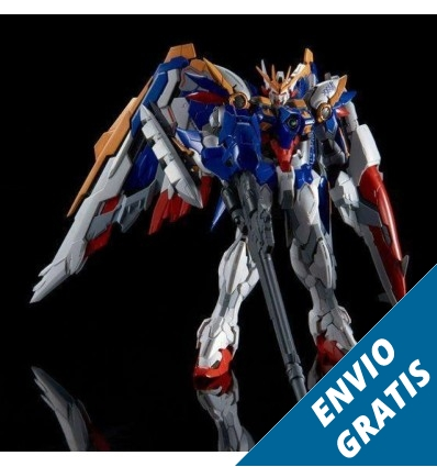 Wing Gundam Zero Hi-Resolution Bandai