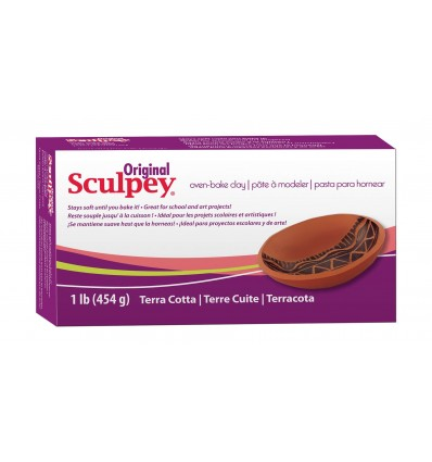 Sculpey Original Terracota