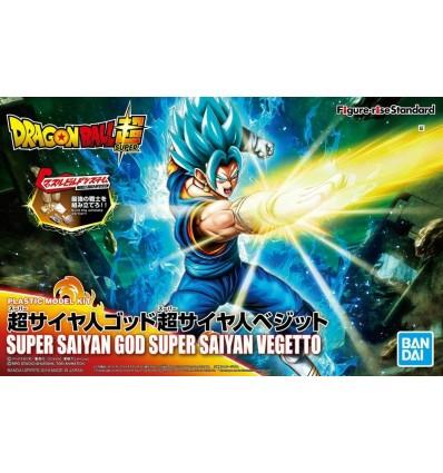 Broly Figure Full Power Figure Rise Bandai