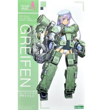 Greifen Frame Arms Girl Kotobukiya