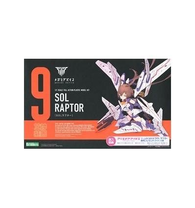 SOL Raptor Megami Device Kotobukiya